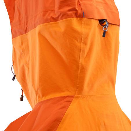 MEN'S MOUNTAINEERING LIGHT JACKET Orange