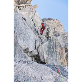 Bergsteiger-Rucksack Alpinism 22 grau