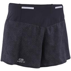 SHORT RUNNING MUJER KIPRUN LIGHT NEGRO