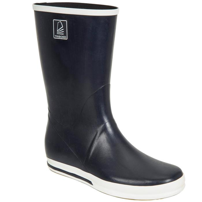 Bottes adulte SAILING 500 Navy