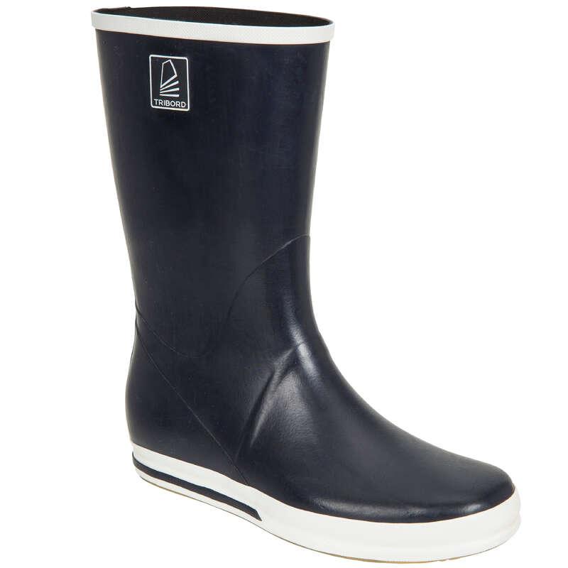 CRUISING BOOTS ADULTS Обувки - БОТУШИ SAILING 500 TRIBORD - Обувки
