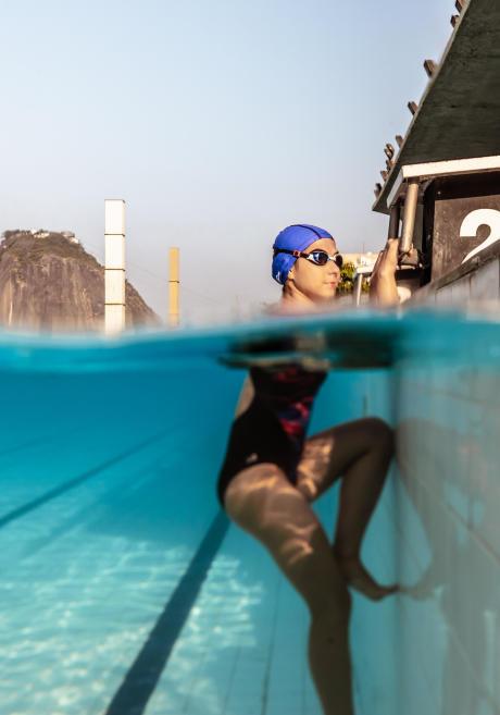 Mon programme natation pour perdre du poids