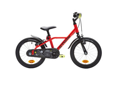 bici16polliciracing rossa | decathlon