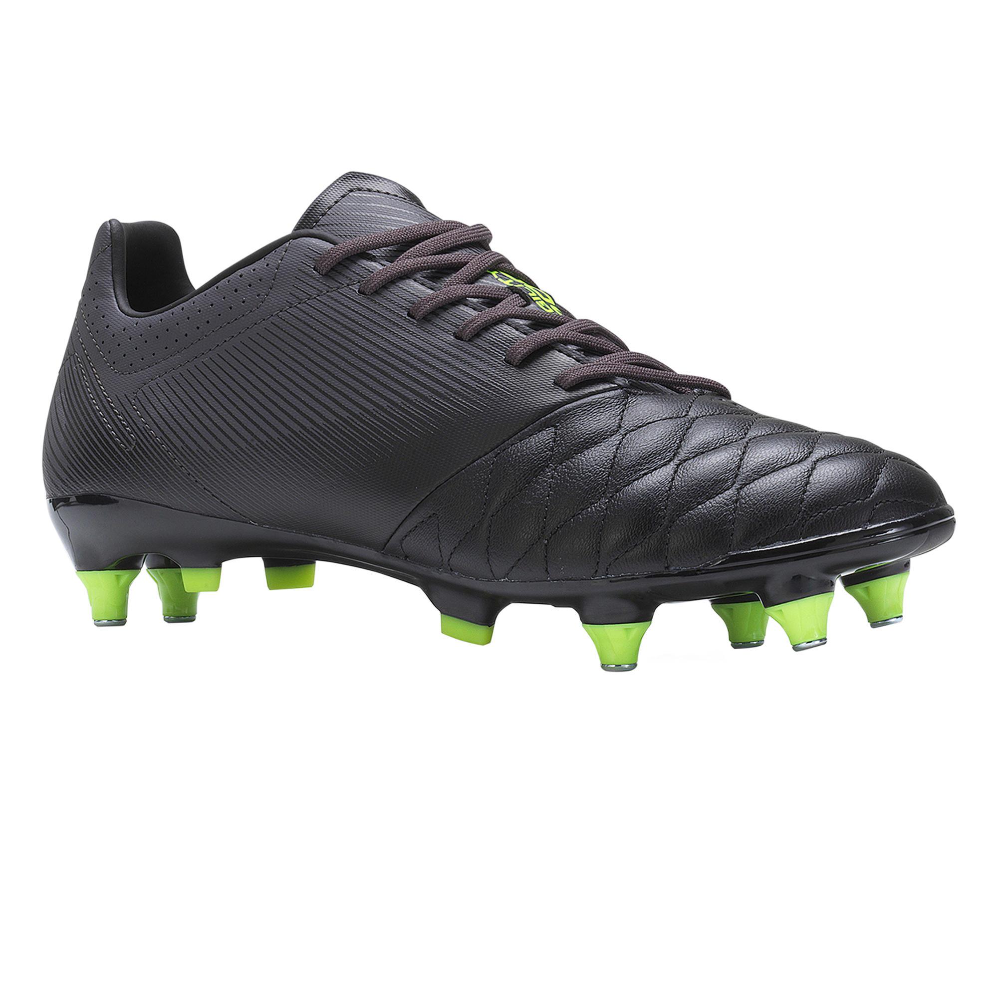 Agility Chaussure Noir Chaussures Sg Adulte 540 Football De Terrain Cuir Gras 9W2IbeEYDH
