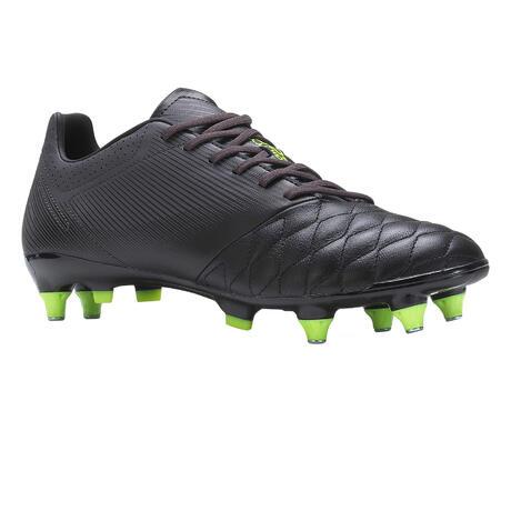 Agility Noir Chaussure Terrain Football Cuir Gras Adulte 540 Sg De dCoeWrBQx