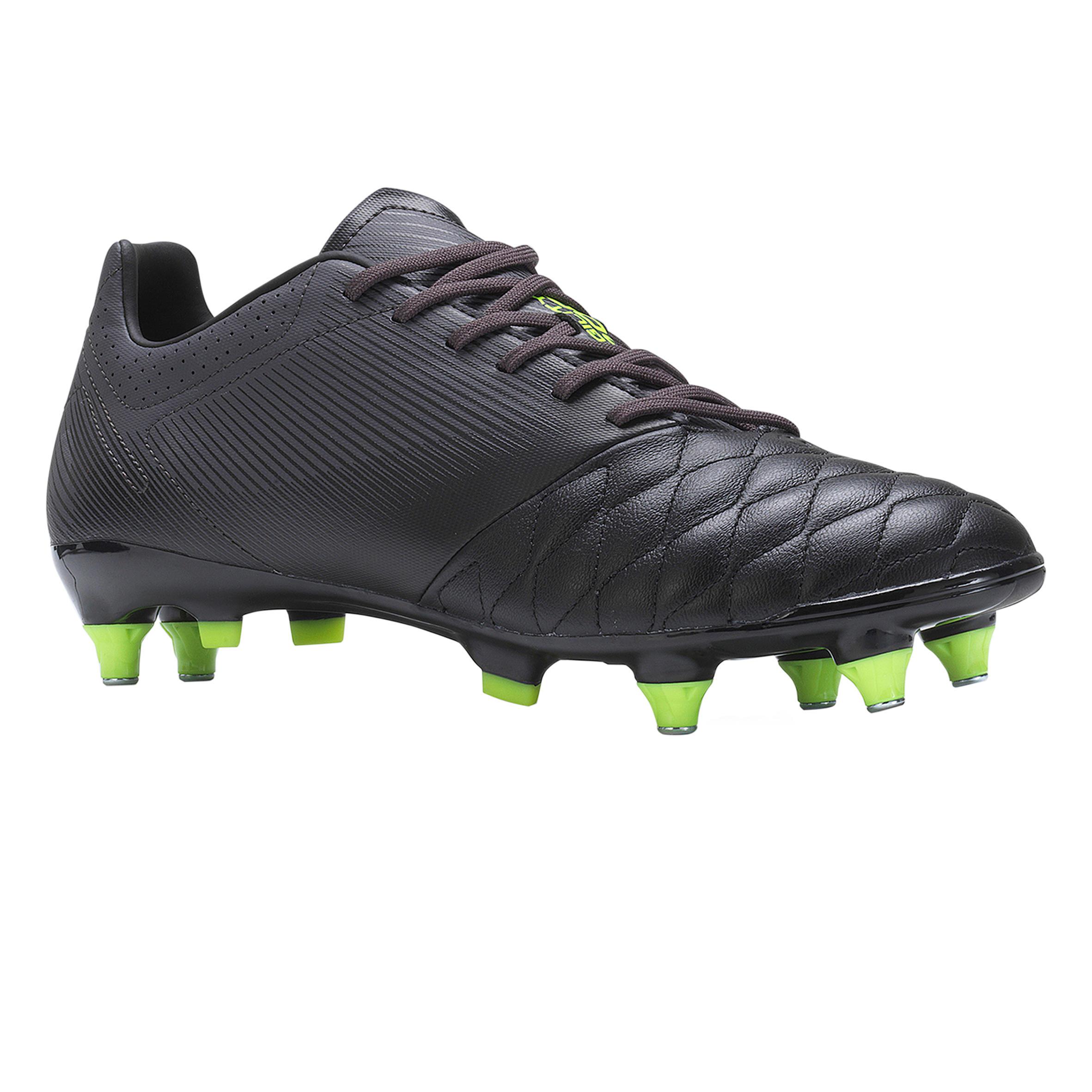 Fußballschuhe Stollen Agility 540 SG Leder Erwachsene | Schuhe > Sportschuhe > Fußballschuhe | Kipsta