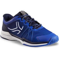 Tennisschuhe TS590 Multicourt Herren blau