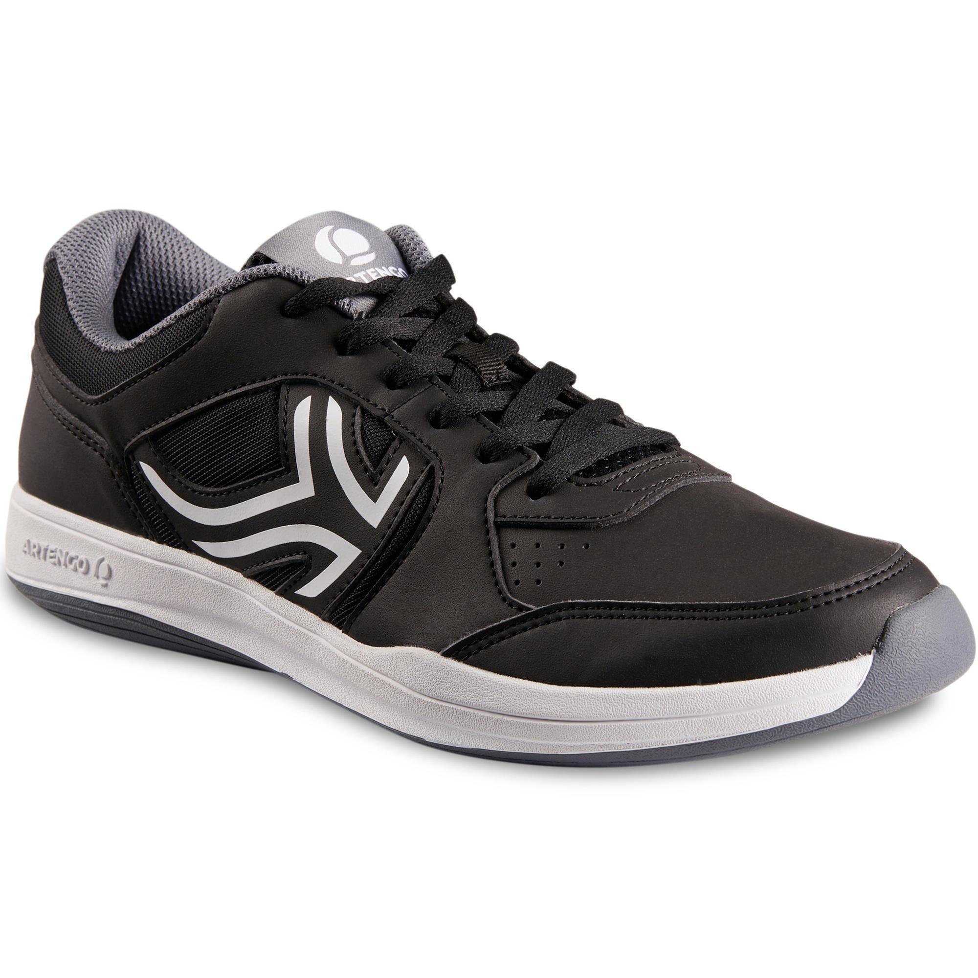 Artengo Tennisschoenen voor heren TS130 zwart multicourt