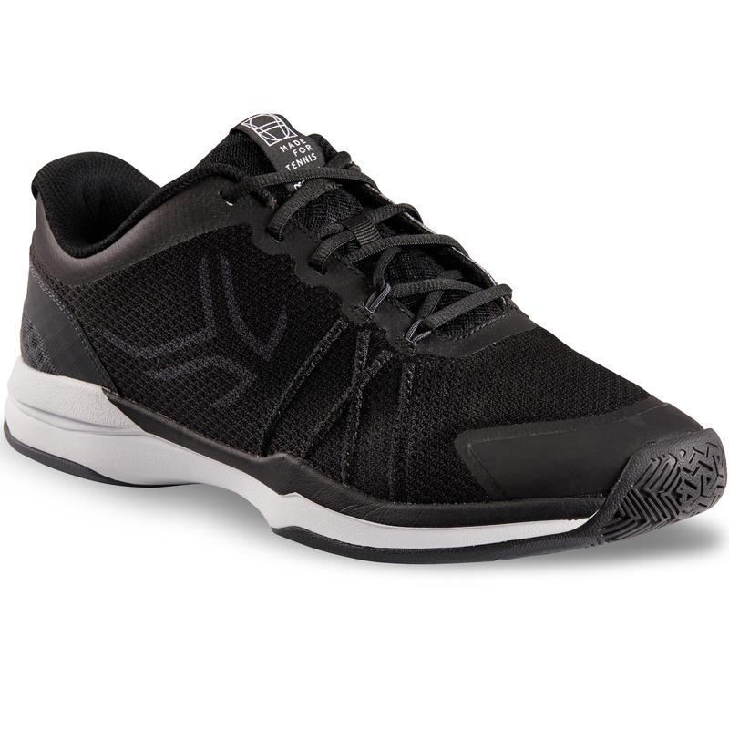 Sepatu Tenis Lapangan Multi TS590 - Hitam