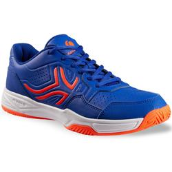 Tennisschuhe TS190 Multicourt Herren blau/orange