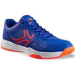 Tennisschuhe TS190 Multicourt Herren blau/orange