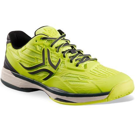 Multi Homme Jaune Chaussures Ts990 Tennis Fluo De Court jL543ARq