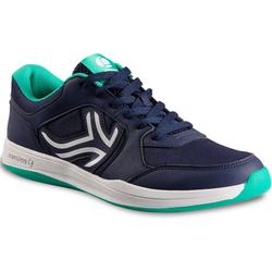 TS130 Multicourt Tennis Shoes - Navy