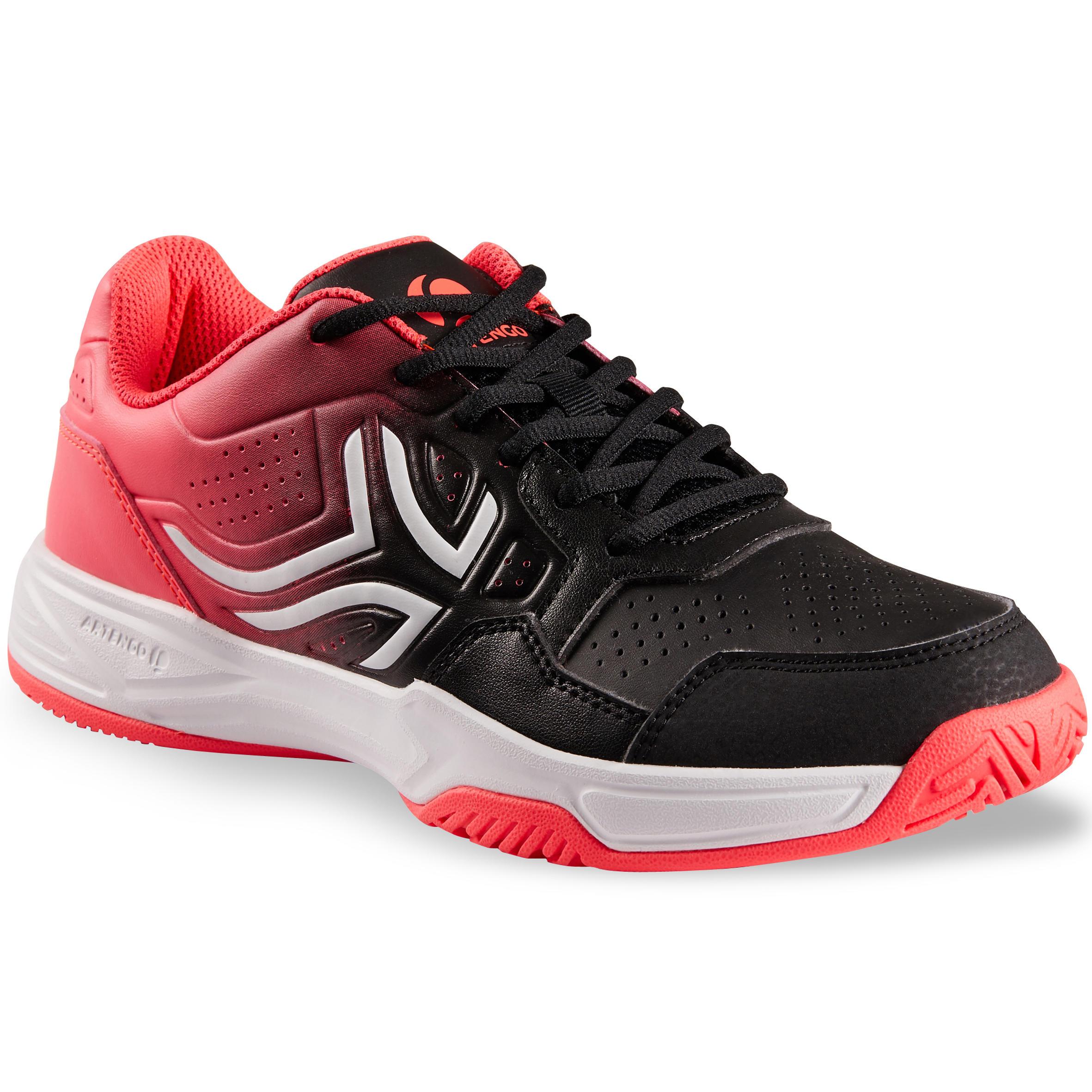 Artengo Tennisschoenen voor dames TS 190 zwart roze