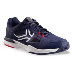 Tennisschoenen voor heren TS500 multicourt marineblauw