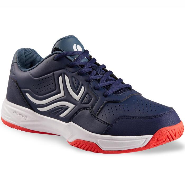 Tennisschoenen voor heren TS190 multicourt marineblauw