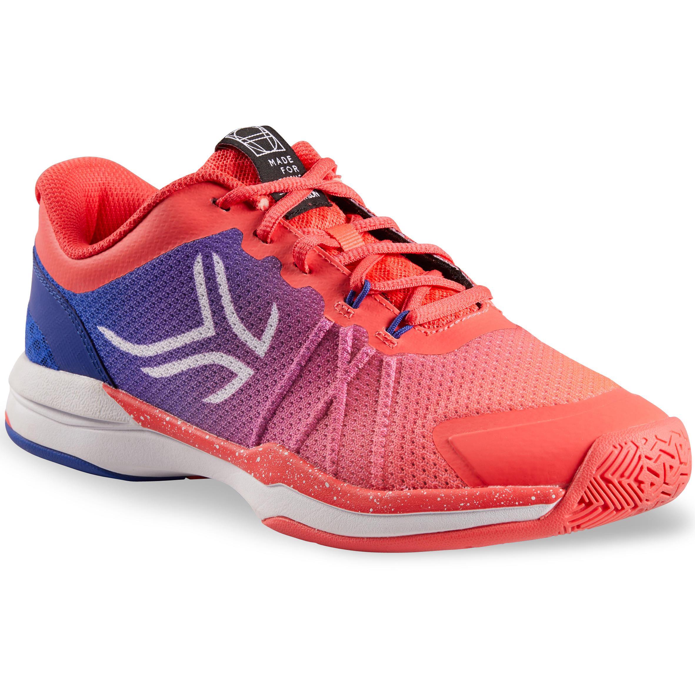 Tennisschuhe TS 590 Damen rosa | Schuhe > Sportschuhe > Tennisschuhe | Rosa - Blau | Artengo