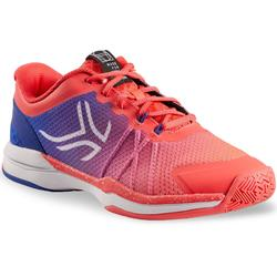 Tennisschoenen voor dames TS 590 roze