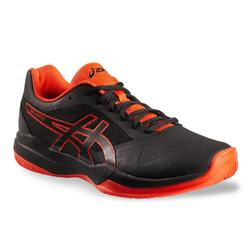 ZAPATILLAS DE TENIS ASICS GEL GAME NEGRO NARANJA MULTI COURT