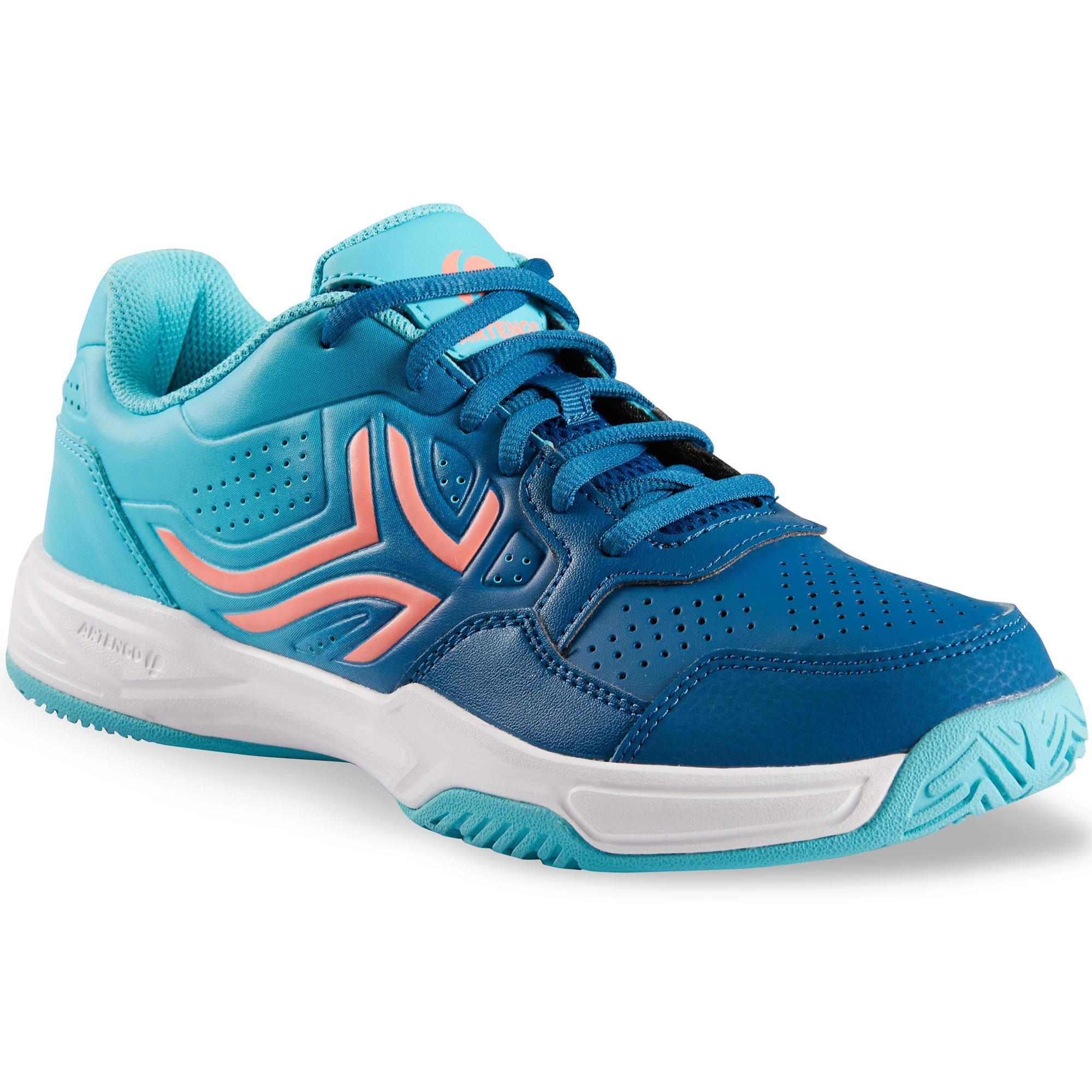 Artengo Tennisschoenen voor dames TS 190 turquoise