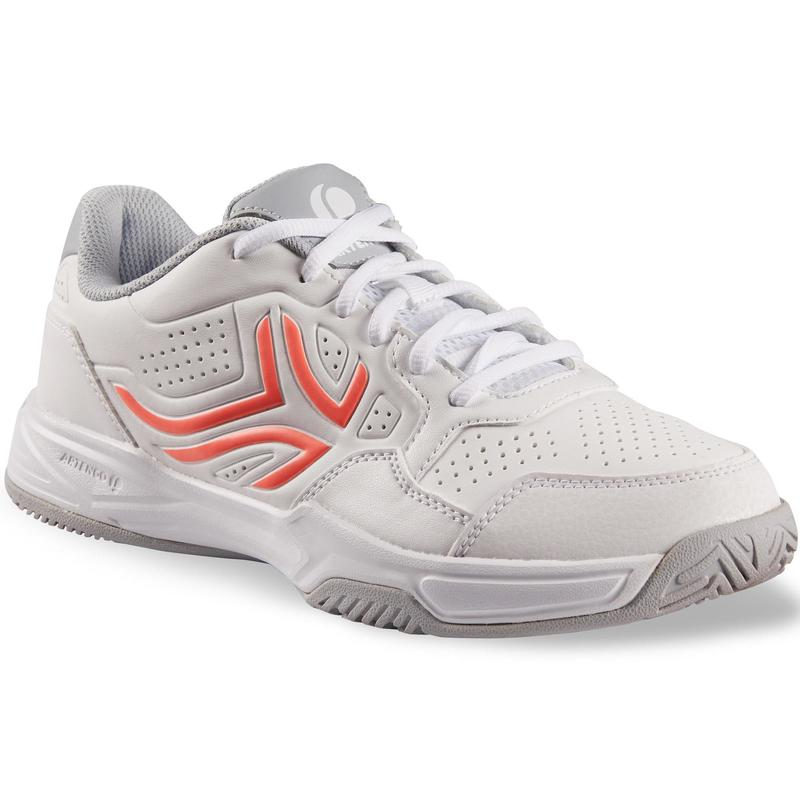 Zapatillas de Tenis TS190 Mujer Blanco