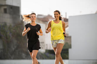 tips-running-women-don't-run-as-fast-as men-women