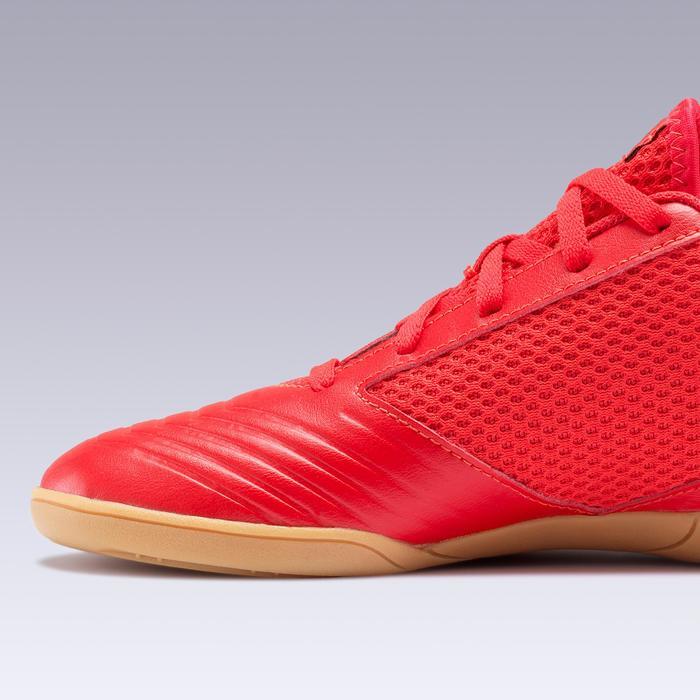 Hallenschuhe Futsal Fußball Predator Tango 4 FS19 Kinder rot