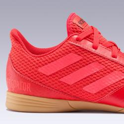 Zaalvoetbalschoenen voor kinderen Predator Tango 4 LZ19 rood