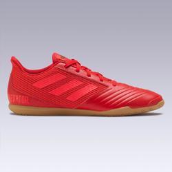 Zaalvoetbalschoenen Predator Tango 4 LZ19 rood