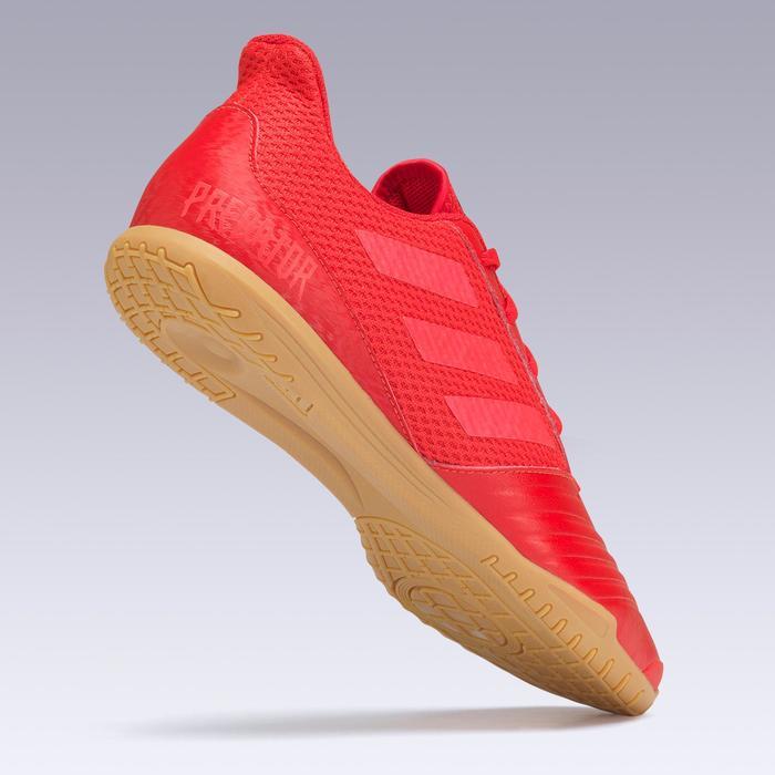 Hallenschuhe Futsal Fußball Predator Tango 4 FS19 rot