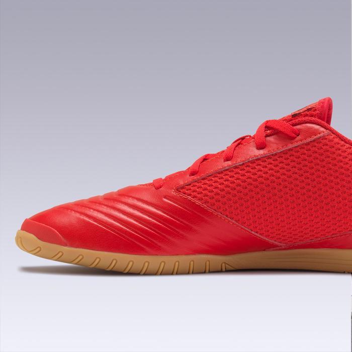 Zaalvoetbalschoenen Predator Tango 18.4 IC voor volwassenen rood