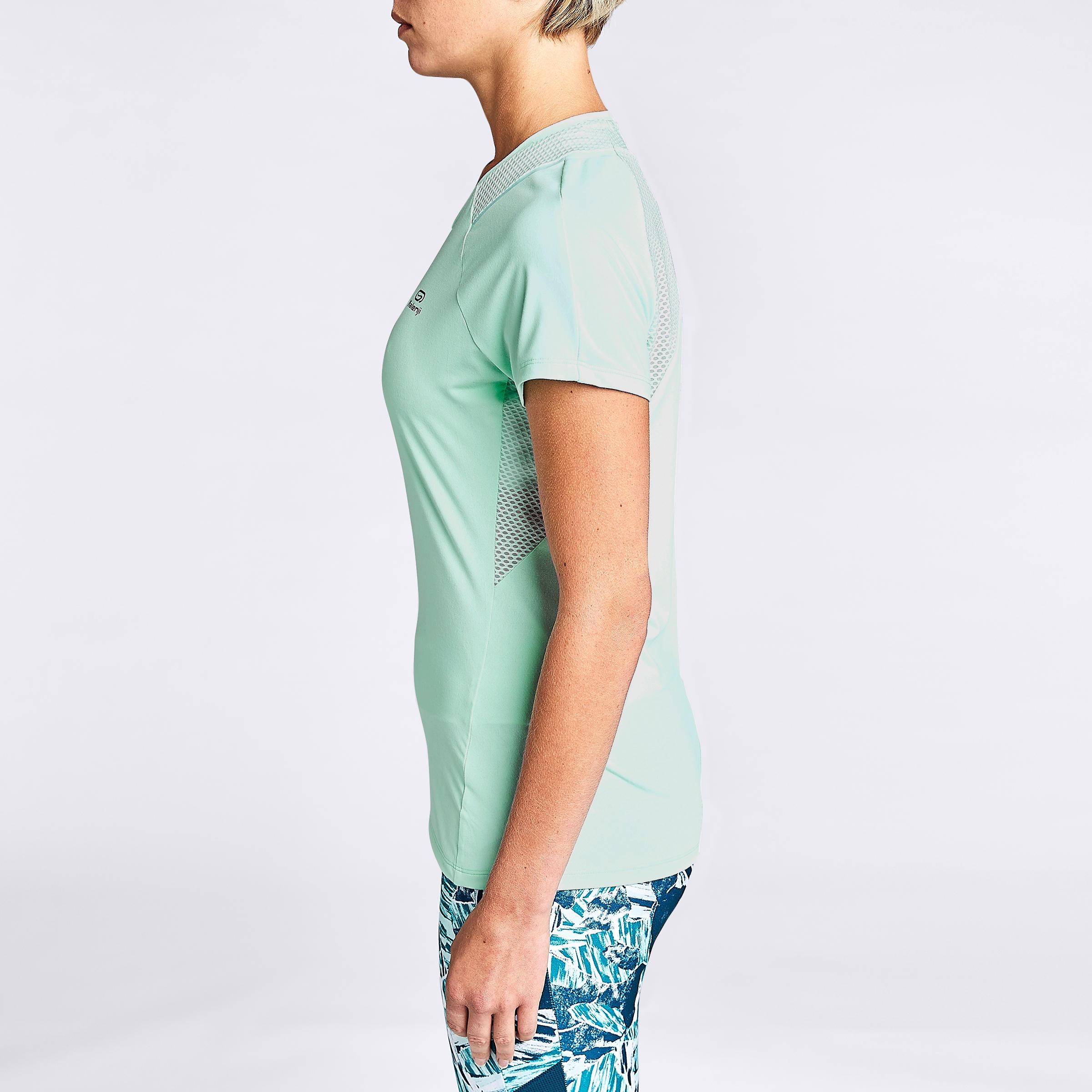Shirt Clair Jogging Femme DryVert Run T kZnXNw0OP8