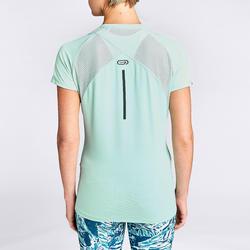 Run Dry+ Women's Running T-shirt - Light green