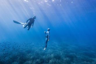découvrir apnee freediving subea decathlon