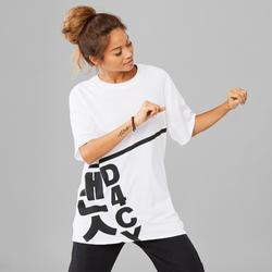 女款街舞寬鬆版男友風T恤