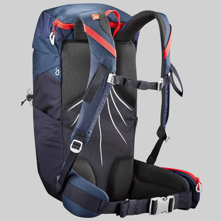 MH100 20-L Mountain Walking Backpack - Blue