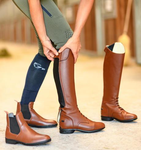 taille de bottes équitation