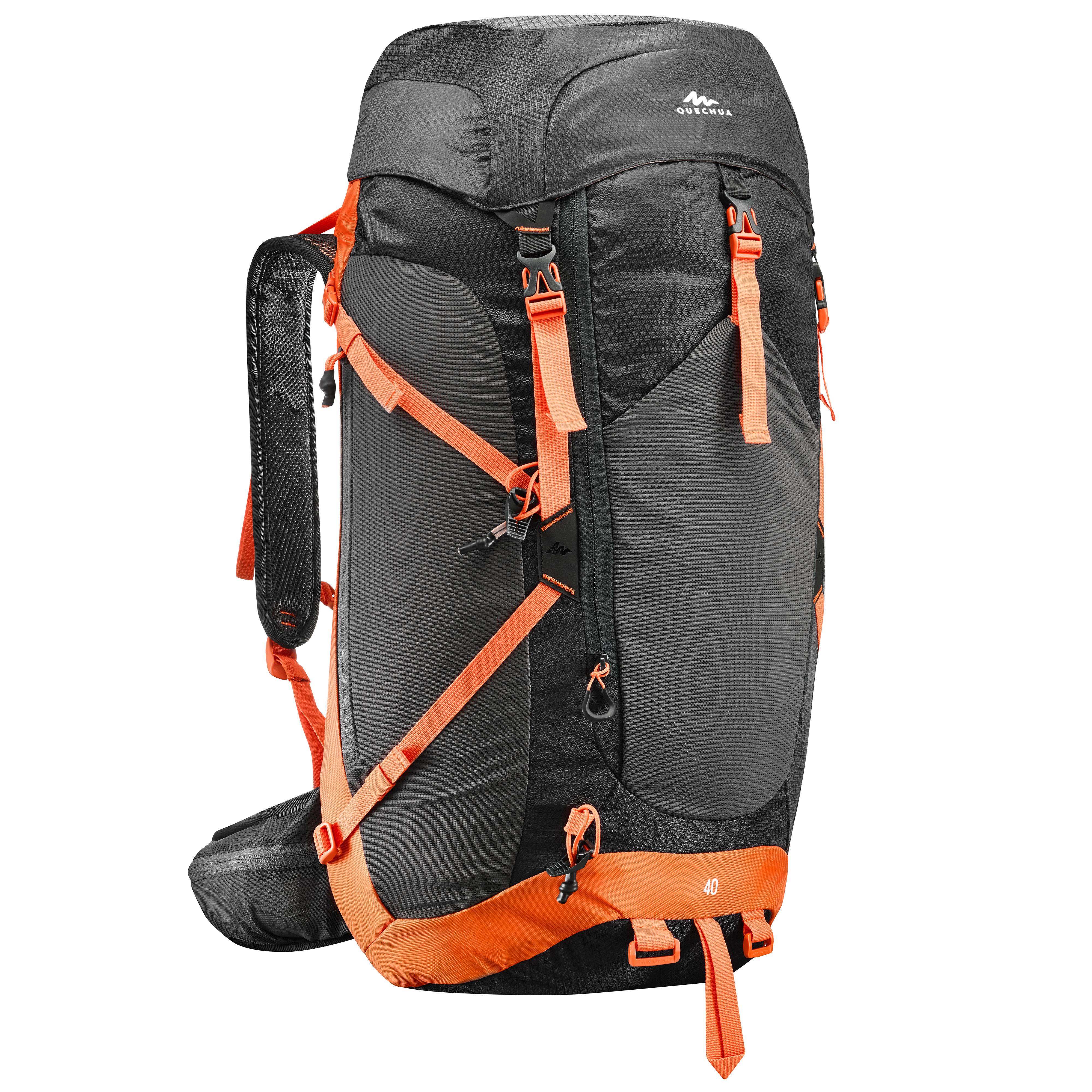 Outdoor Sac à dos Sac à dos avec poches latérales Voyage choisissez votre couleur