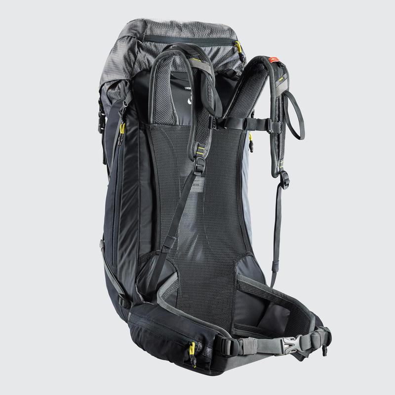 MH500 30 Litre Mountain Hiking Backpack - Khaki