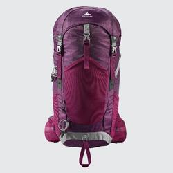 Wanderrucksack Bergwandern MH500 20 Liter Damen violett