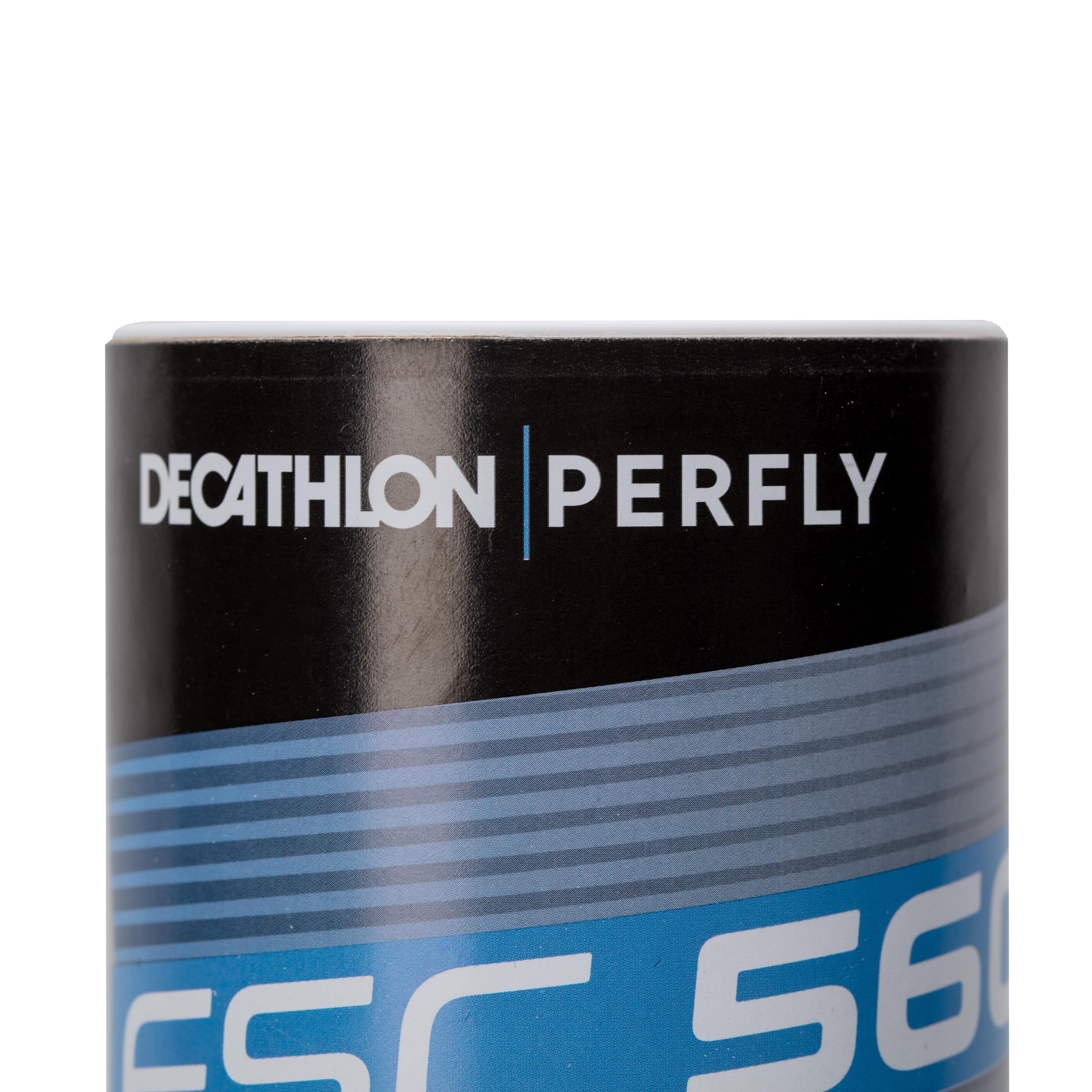 FEATHER SHUTTLECOCK 560 SPEED 76 x 12