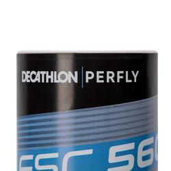 FEATHER SHUTTLECCOCK FSC 560 SPEED 77 x 12