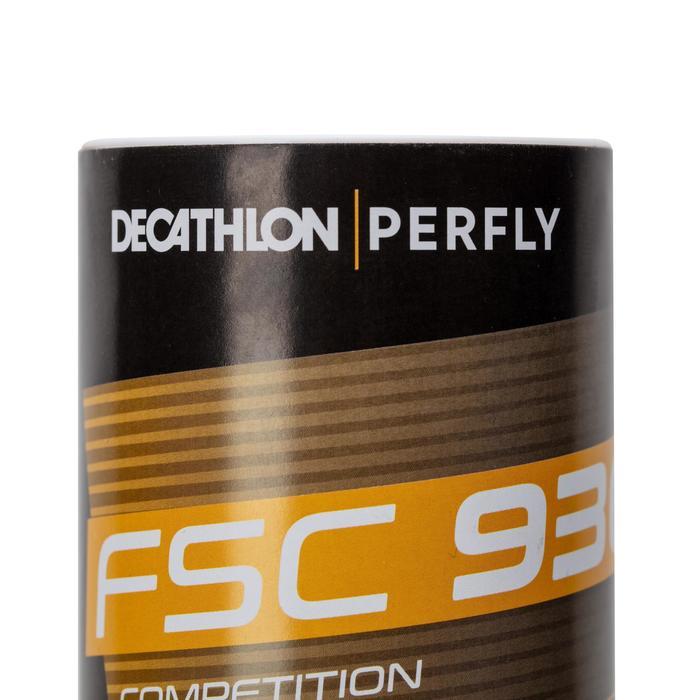 12入羽毛製羽毛球FSC 930 SPEED 76