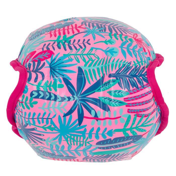 Schwimmflügel Dschungel 15–30kg Kinder rosa