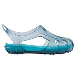Aquaschuhe Baby grau/blau