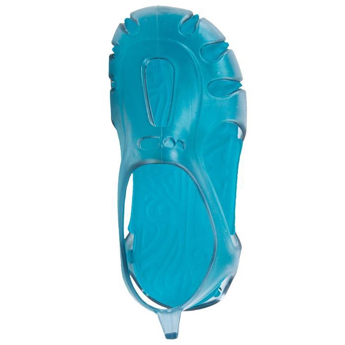 嬰幼兒泳池鞋 - 灰色藍色