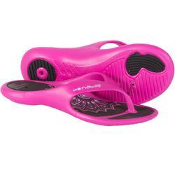 Zehensandalen Tonga SFP 500 Andi Damen pink/schwarz