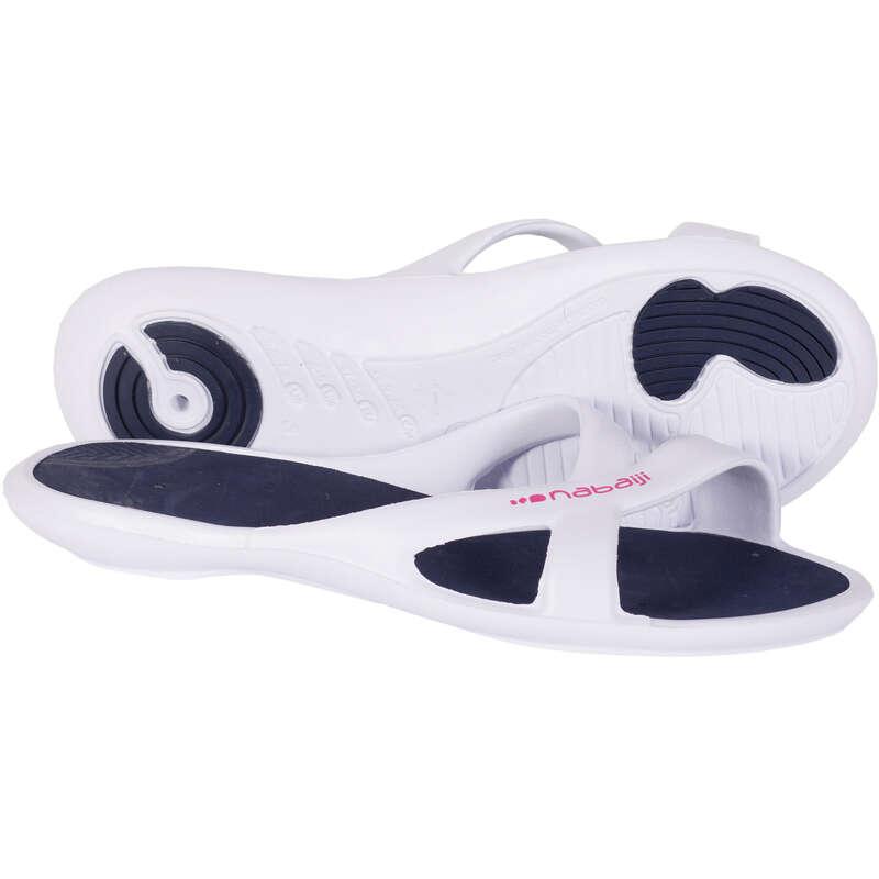 ДЖАПАНКИ ЗА ПЛУВАНЕ Обувки - ДАМСКИ ДЖАПАНКИ SLAP 500 NABAIJI - Обувки