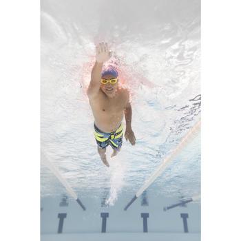 Lange zwemshort voor heren 100 All Race groen