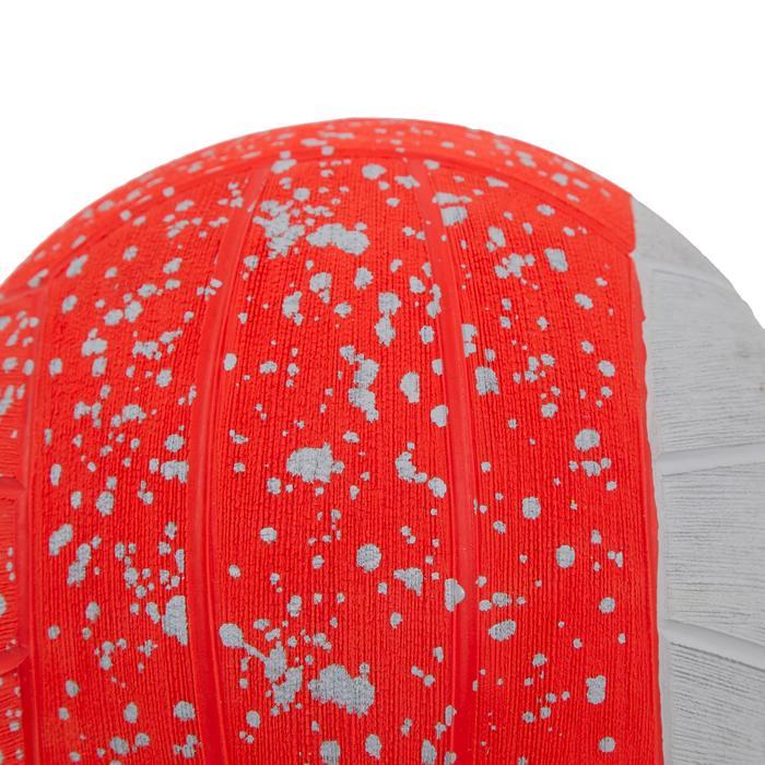 Waterpolobal 500 maat 3 oranje grijs
